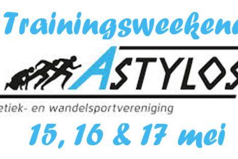 Trainingsweekend -Afgelast-